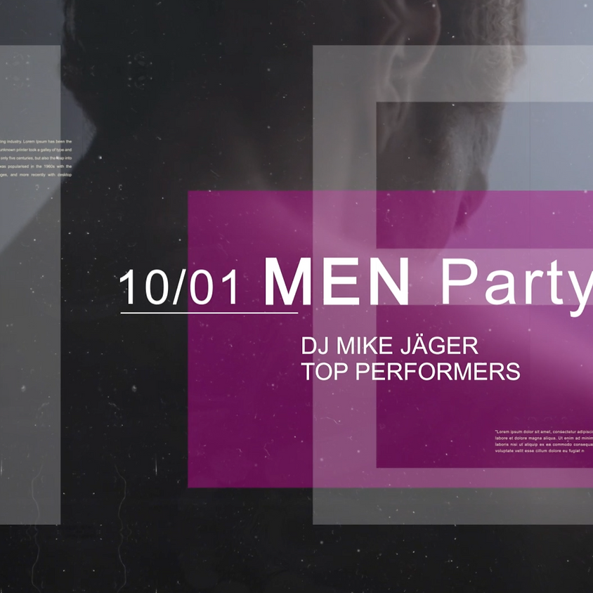 Men Party