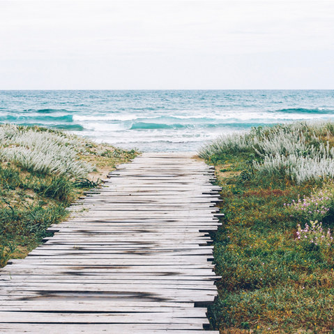 Cavendish Beach - just a short drive away