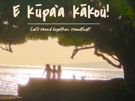 Don't Miss These Free  Kūpa`a Collective Learning Opportunities in Partnership with Aupuni Palapala