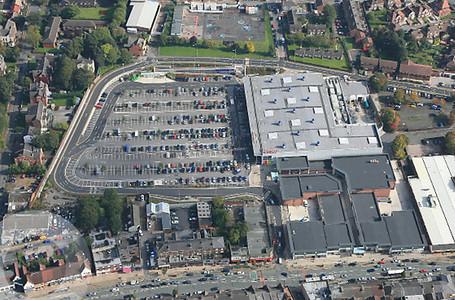 Cheetham Hill Shopping Centre