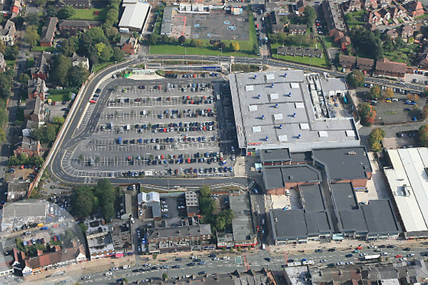 Cheetham Hill Shopping Centre