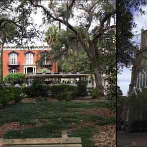 Savannah: The City of Squares