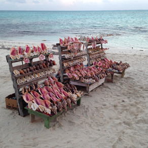 Turks and Caicos: Jan 2015