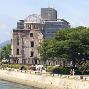 Hiroshima: 13-14 Aug 2018