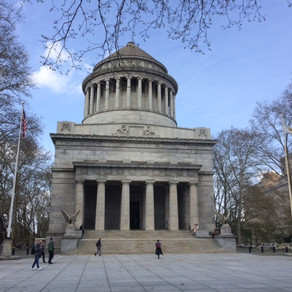 Grant's Tomb 19 April 2019