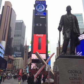 Walk the Length of Manhattan: Feb 07 & 09