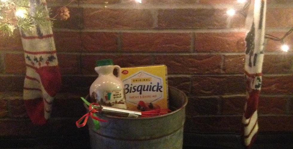 Vermont Gift Sap Bucket