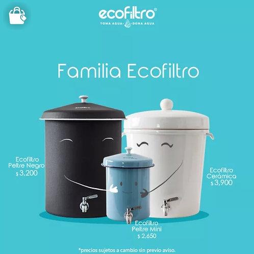Ecofiltro de agua