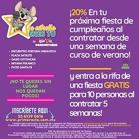 ¡20% En tu próxima fiesta de cumpleaños!.png