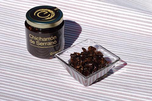 Chicharrón de chile (jalapeño y serrano)