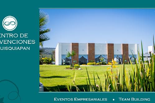 Centro de Convenciones en Tequisquiapan, Qro.