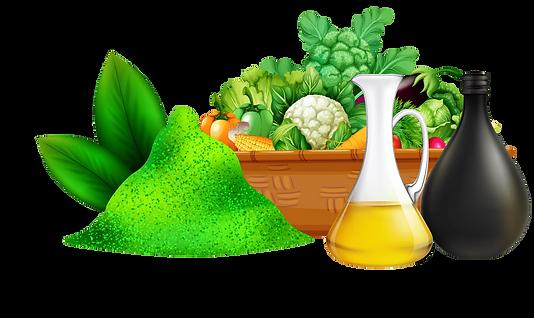 Poudres-naturelles-huiles-essentielles-huiles-végétale-macérâts