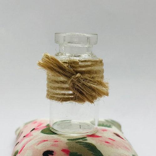 Vase décoratif miniature avec corde