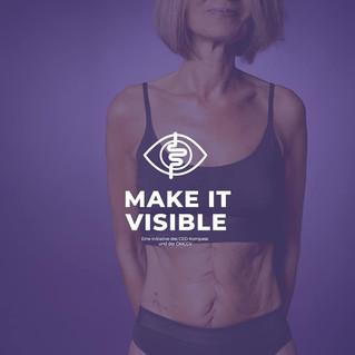 #makeitvisible - Am 13. September steht IHR vor der Kamera 📷