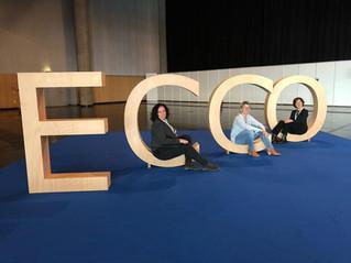 ECCO- Kongress und 30 Jahre #EFCCA