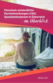 Online-Broschüre: CED-Ambulanzen in Österreich