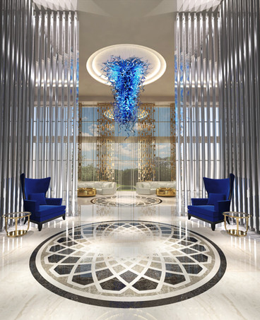 HOTEL LOBBY PROJECT