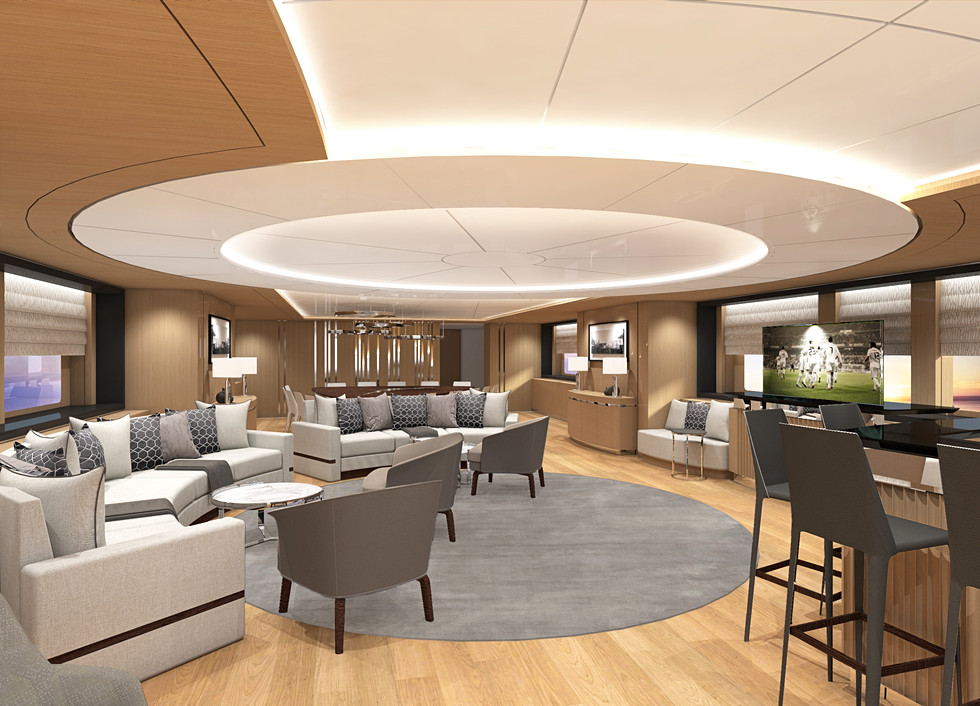 PRIVATE YACHT PROJECT