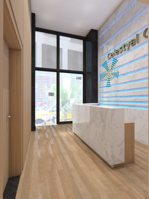 CELESTYAL OFFICES ENTRANCE
