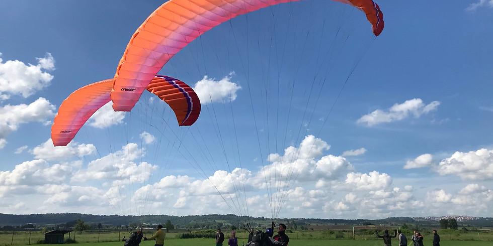 15 - 30 Haziran Yamaç Paraşütü Başlangıç Eğitimi
