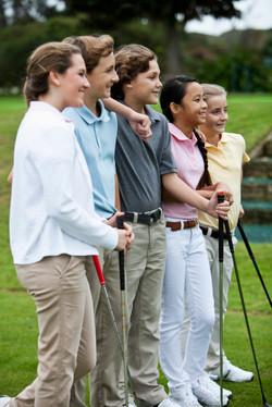 Hawk Pointe Golf Club Camps