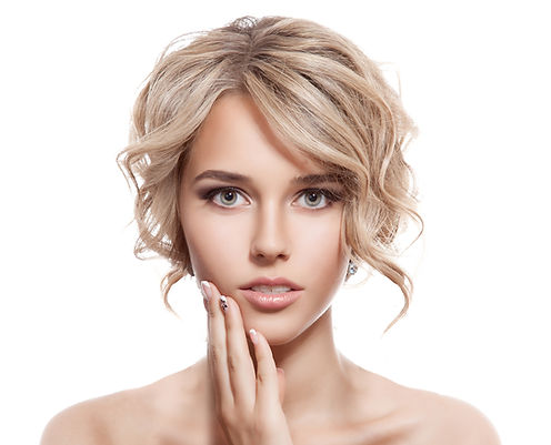 beauty and health concept - profile portrait of smiling young woman.jpg