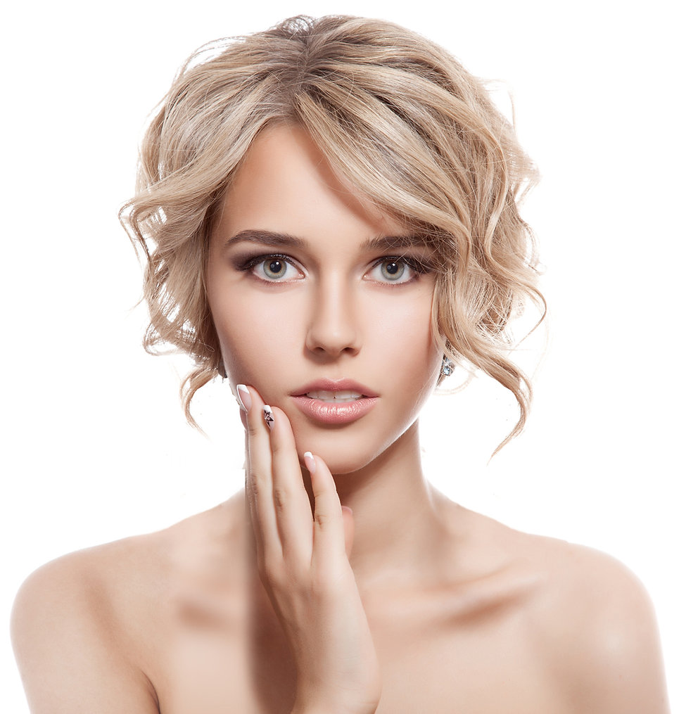 La Bellezza Haarmodel blond