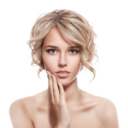 Beauty School Student