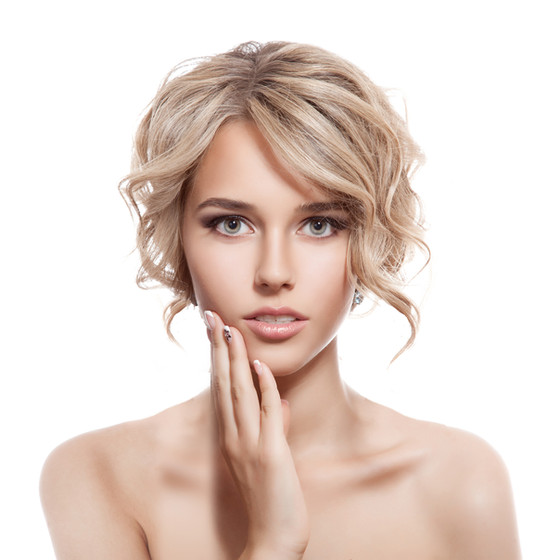 Which Updo Is Right for Your Face Shape?