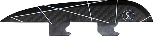 """2022 Ronix  1"""" Floating Surf Fin - Tool-Less Fin-S"""