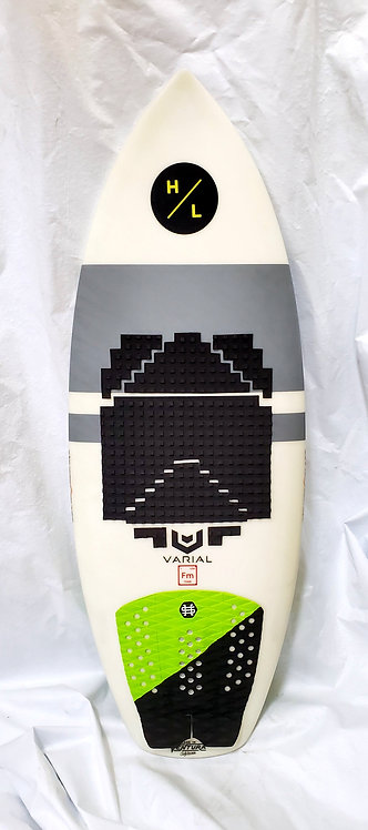 2020 Hyperlite Exacta Wakesurf Board Varial Foam DEMO