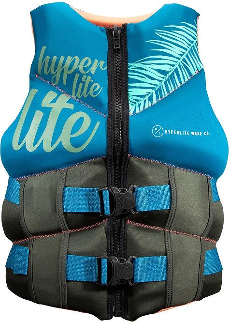 2020 Hyperlite Women's Logic CGA Life Vest
