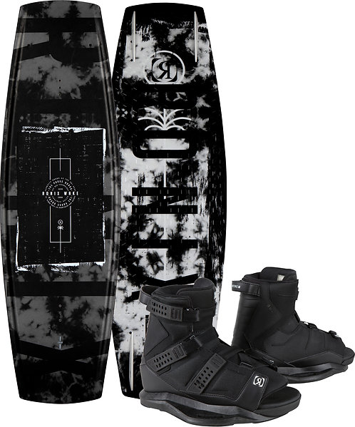 2021 Ronix Parks Wakeboard + Anthem Boots