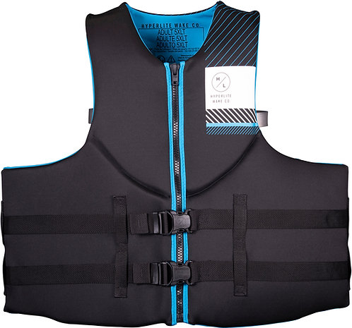 2021 Hyperlite Men's Indy Big and Tall CGA Life Vest