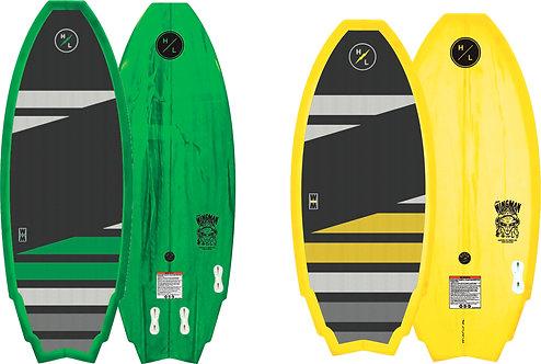 2021 Hyperlite Wingman Wakesurf Board