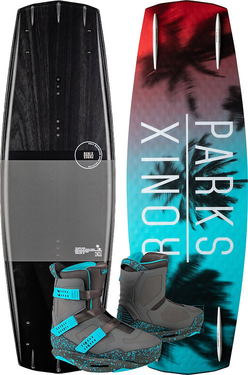 2020 Ronix Parks Board + Supreme Boots Package