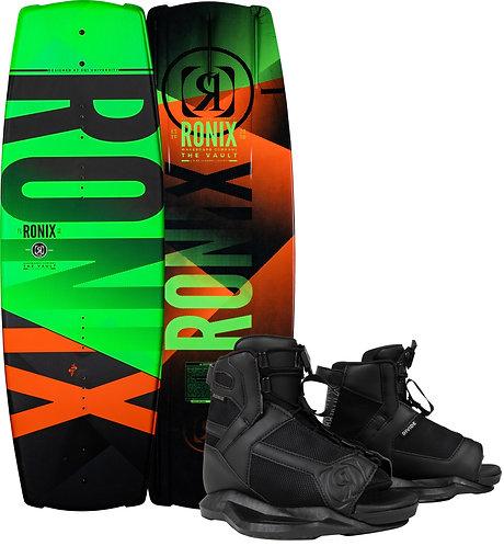 2021 Ronix Boy's Vault Wakeboard + Divide Boots