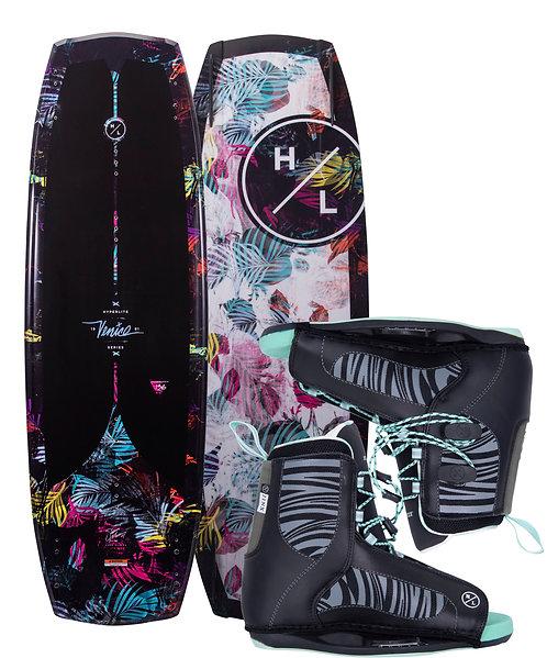 2021 Hyperlite VeniceWakeboard + Jinx Boots