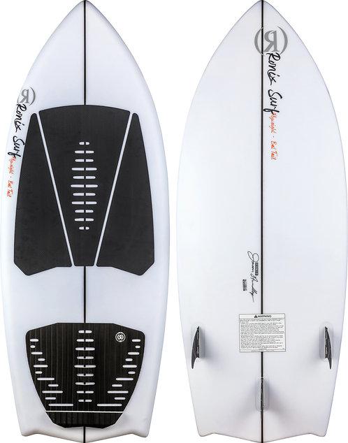 2022  Ronix Flyweight Bat Tail Wakesurf Board