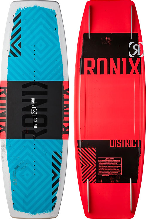 2022 Ronix Kid's District Wakeboard