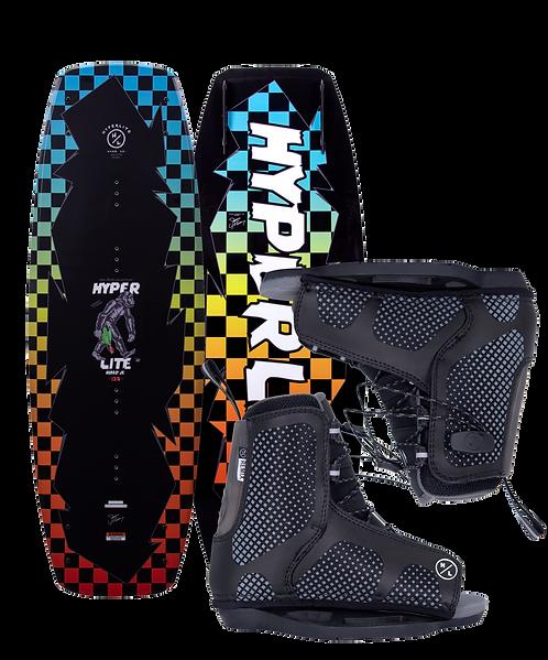 2021 Hyperlite Murray Jr.  Wakeboard + Remix Boots