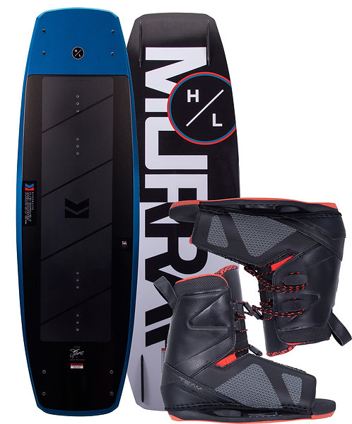 2021 Hyperlite Murray Wakeboard + Team OT Boots