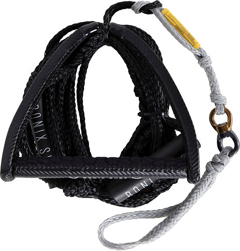 2022 Ronix Spinner Carbon Synth Surf Rope 30 Ft.