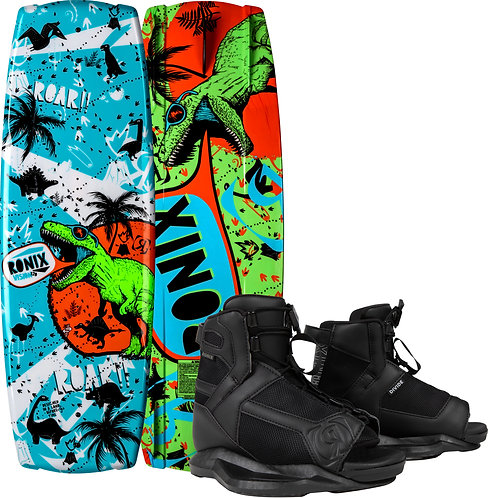2021 Ronix Vision Wakeboard + Divide Boots