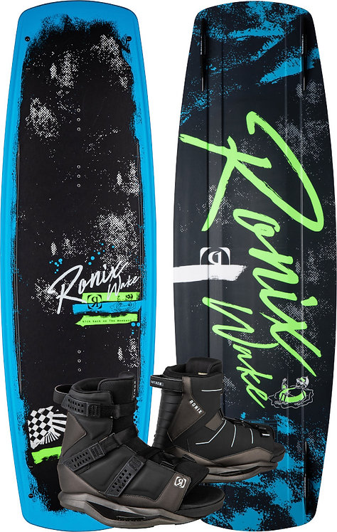 2020 Ronix Weekend + Anthem Boots Package