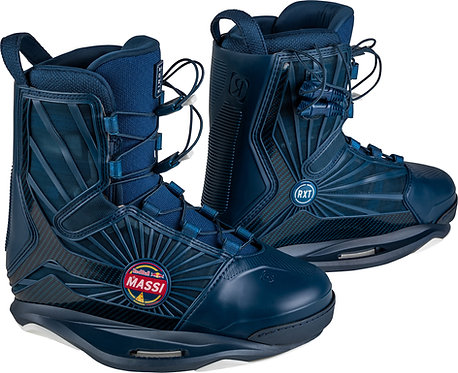 2022 Ronix RXT Boots Red Bull Massi Edition