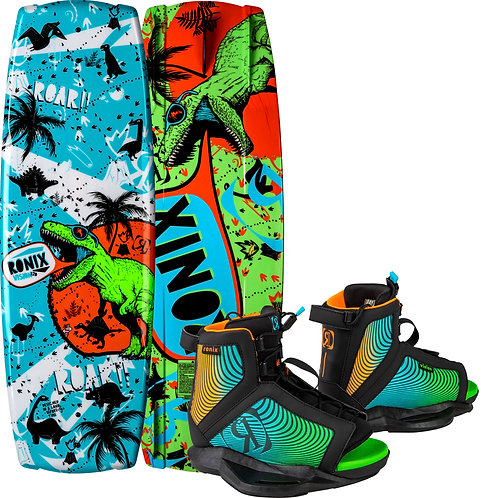 2021 Ronix Vision Wakeboard + Vision Boots