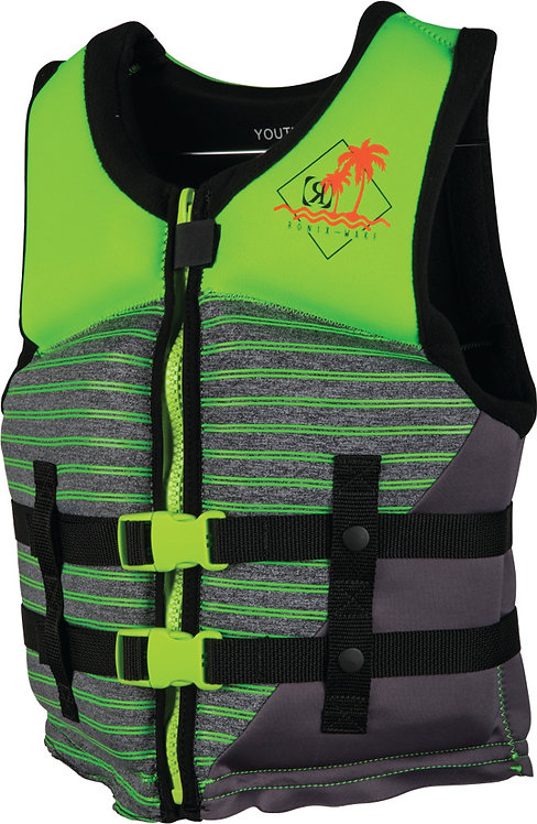 2021 Ronix Vision Boy's Youth CGA Vest