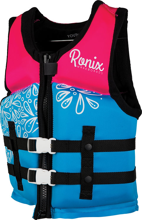 2021 Ronix August Girl's Youth CGA Vest