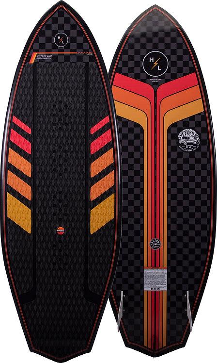 2021 Hyperlite Speedster Wakesurf Board